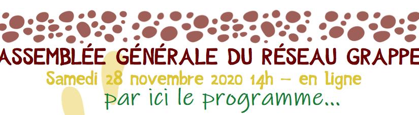 Programme AG 28/11/20